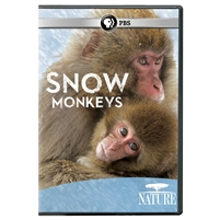 NATURE: Snow Monkeys DVD