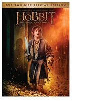 The Hobbit: The Desolation of Smaug (Special Edition) DVD