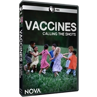 NOVA: Vaccines - Calling the Shots DVD