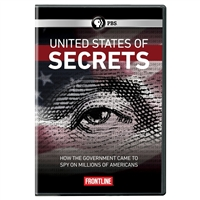 FRONTLINE: United States of Secrets DVD