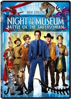 Night at the Museum: Battle of the Smithsonian DVD