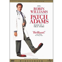 Patch Adams DVD