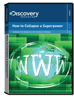 Through the Wormhole with Morgan Freeman: How to Collapse a Superpower DVD