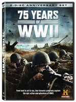 75 Years of WWII DVD