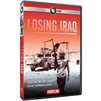 FRONTLINE: Losing Iraq DVD