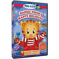 Daniel Tigers Neighborhood: Daniel Tigers Happy Holidays DVD