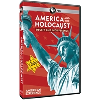 American Experience: America and the Holocaust (2014) DVD