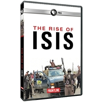 FRONTLINE: The Rise of ISIS DVD