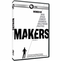 Makers: Women Who Make America, Volume 2  DVD