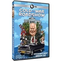 American Experience: Cold War Roadshow DVD