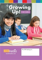 Growing Up! For Girls DVD