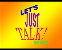 Let's Just Talk - For Girls DVD