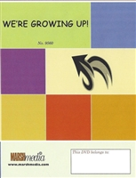 We're Gowing Up! DVD