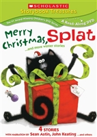 Merry Christmas Splat & More Winter Stories (Home Edition) DVD