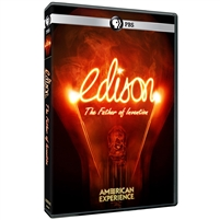 American Experience: Edison DVD