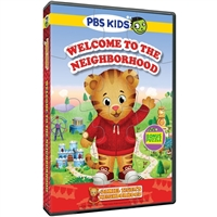 Daniel Tiger: Welcome to the Neighborhood Puzzle DVD