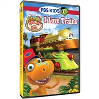 Dinosaur Train: I Love Trains DVD