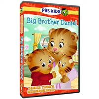 Daniel Tiger's Neighborhood: Big Brother Daniel DVD