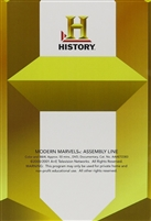 Modern Marvels: Assembly Line DVD