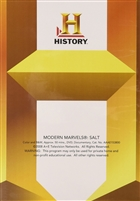 Modern Marvels: Salt DVD