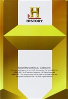 Modern Marvels: Gasoline DVD