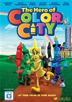 The Hero of Color City DVD