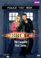 Doctor Who Complete 1st Season DVD Pack