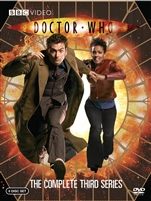 Doctor Who Complete 3rd Season DVD Pack