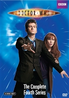 Doctor Who Complete 4th Season DVD Pack