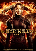 The Hunger Games: Mockingjay Part 1 DVD