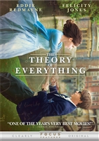 The Theory of Everything DVD