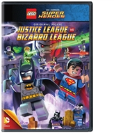 Lego: DC Comics Super Heroes: Justice League vs. Bizarro League DVD