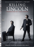 Killing Lincoln DVD