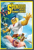 Spongebob Squarepants 2: Sponge Out of Water DVD