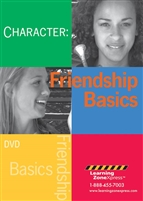 Character: Friendship Basics DVD
