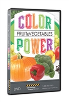 Color Power: Fruit & Vegetables DVD