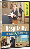 Careers in Hospitality Service & Adventure DVD