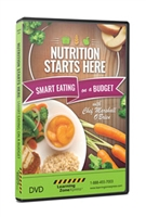 Nutrition Starts Here: Smart Eating on a Budget DVD