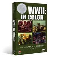 WWII in Color DVD