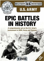 US Army - Epic Battles in History DVD