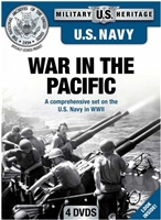 US Navy - War in the Pacific DVD