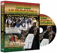 Circle Unbroken - The Untold History of Slavery in America DVD