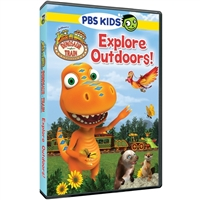 Dinosaur Train: Explore Outdoors DVD