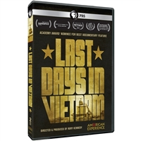 American Experience: Last Days in Vietnam DVD