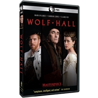 Masterpiece: Wolf Hall DVD