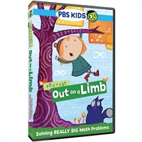Peg + Cat: Out on a Limb DVD