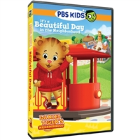 Daniel Tiger's Neighborhood: It's a Beautiful Day in the Neighborhood DVD