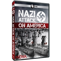 NOVA: Nazi Attack on America DVD