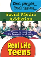Real Life Teens Series: Real Life Teens Social Media Addiction DVD