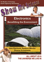 Show Me Science: Technology Series: Electronics  Benefitting the Environment DVD